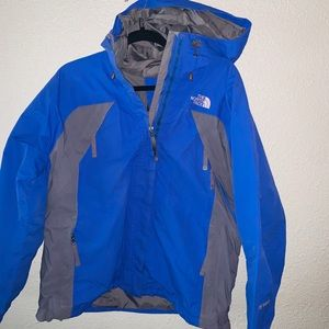 The North Face snow/rain jacket for women